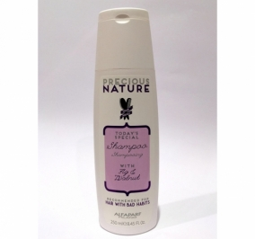 ALFAPARF PRECIOUS NATURE HAIR WITH BAD HABITS SHAMPOO WITH FIG