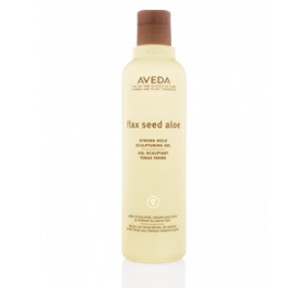 AVEDA FLAX SEED ALOE STRONG HOLD SCULPTURING GEL 250 ML