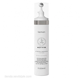 ACTYVA P FACTOR INTENSIVE LOTION UOMO ROLL ON 50 ML