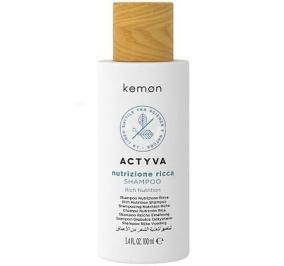 Kemon Actyva Nutrition Rich nutrizione ricca 100 ml