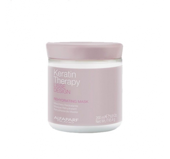 Alfaparf Lisse Design Keratin Rehydrating Mask 200 ml