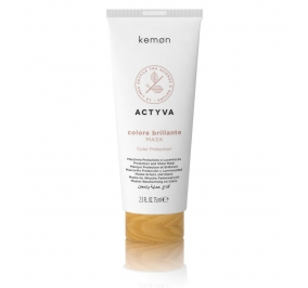 Kemon Actyva Colore Brillante Mask 75ml