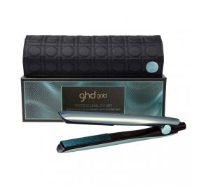 GHD GOLD GLACIAL BLUE STYLER