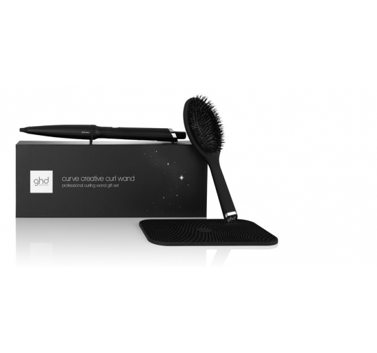GHD CURVE CREATIVE CURL WAND GIFT SET