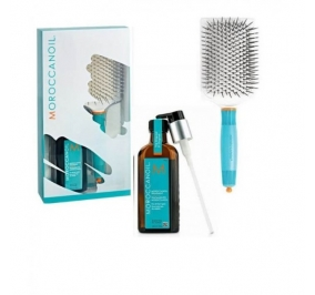 MOROCCANOIL TREATMENT 100 ML + SPAZZOLA IN CERAMICA