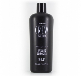 American Crew Precision Blend Developer 15 vol 450 ml