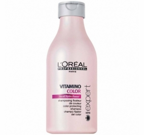 L'Oreal Vitamino A-OX Color Serie Expert Shampoo 250ml