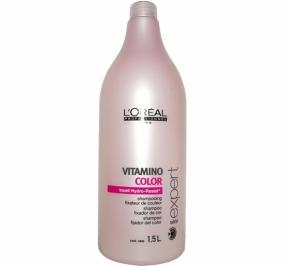 L'Oreal Vitamino A-OX Color Serie Expert Shampoo 1500ml