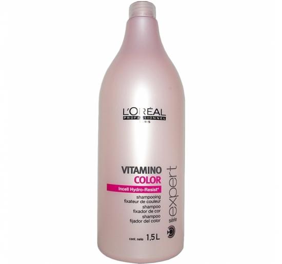 LOREAL L'Oreal Vitamino A-OX Color Serie Expert Shampoo 1500ml