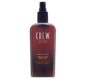 AMERICAN CREW American Crew Medium Hold Spray Gel 250 ml