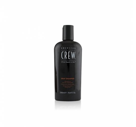 AMERICAN CREW America Crew Gray (White) Shampoo 250 ml