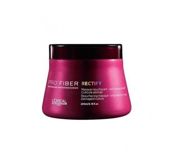 L'Oreal Pro Fiber Rectify Maschera 200 ml