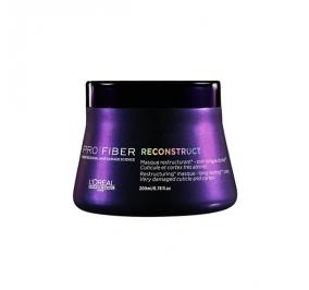 LOREAL Pro Fiber L'Oreal Maschera Reconstruct 200 ml
