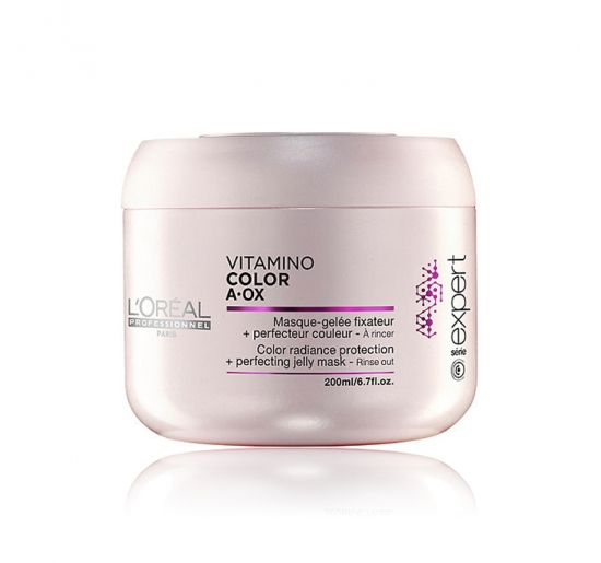LOREAL L'Oreal Vitamino A-OX Color Serie Expert Maschera Gel