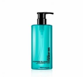 Shu Uemura Cleansing oil Shampoo Anti-oil astringent 400 ml