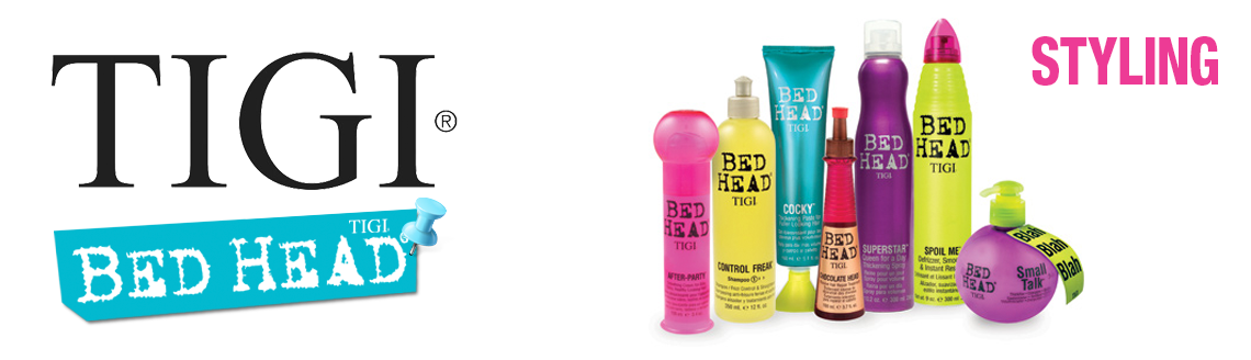 TIGI BED HEAD - STYLING