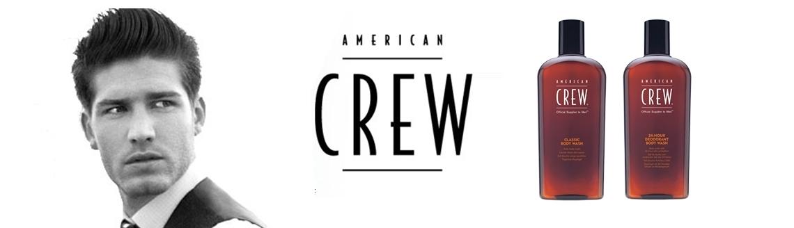 AMERICAN CREW BODY