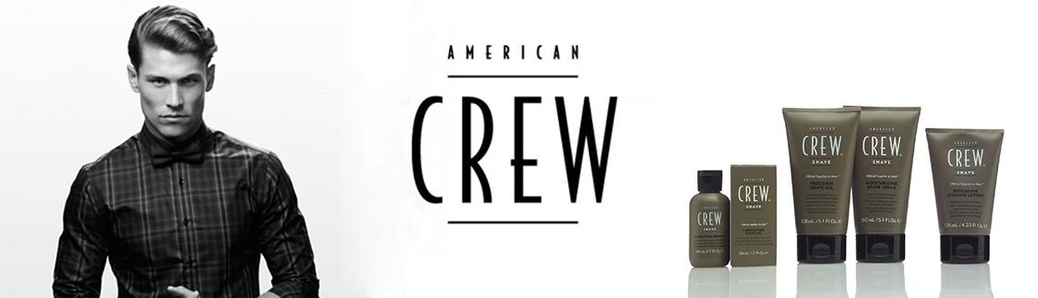 AMERICAN CREW BARBA